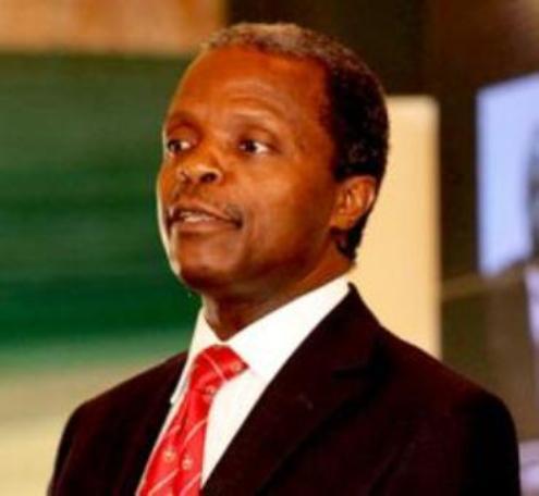 Vice President Yemi Osibanjo