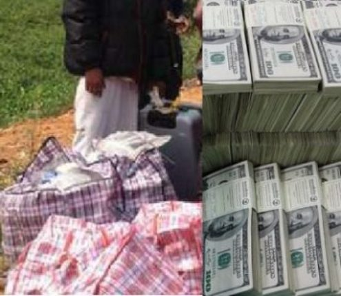 Another Loot Stack In 'Ghana Must Go' Sacks Intercepted In Three Vehicles In Abuja