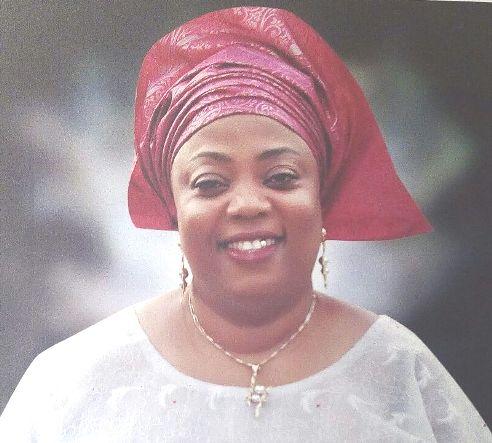 Lagos socialite, Mrs Fumilola Arike Ogbuaya a.k.a. Arike Fumilola Ogundipe