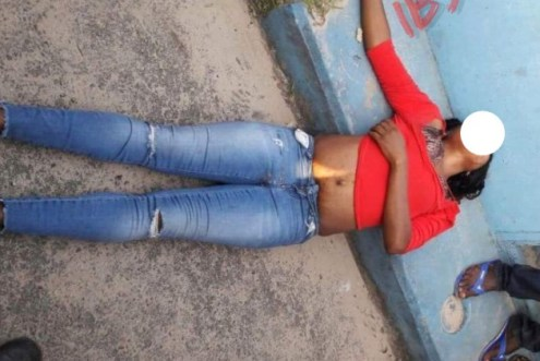 Suspected Ritual:  Teenage Girl Found Dead at Otokutu Bridge In Warri