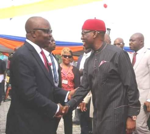 Okowa Pours Encomium On Uduaghan @ 63