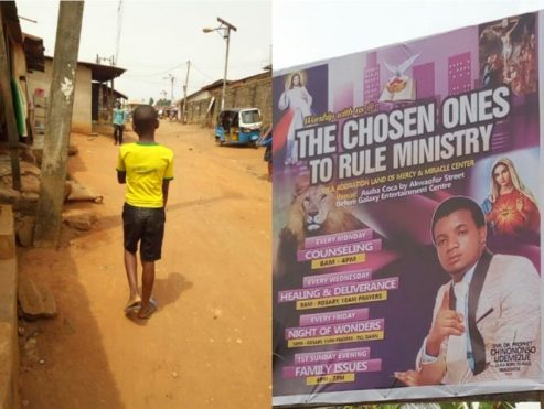 Homosexuality: Pastor Nabbed For Defiling 10-Year-Old Boy In Asaba