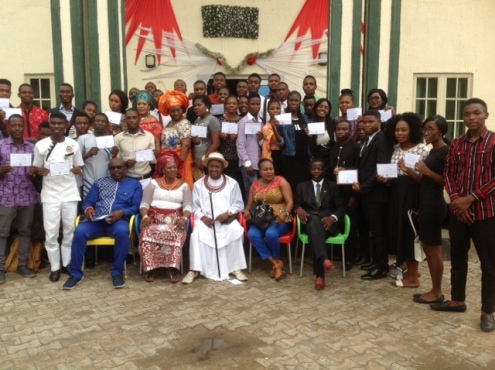 UPU, UK Presents Cheques To Scholarship Beneficiaries, Stresses Need To Uphold Urhobo Culture