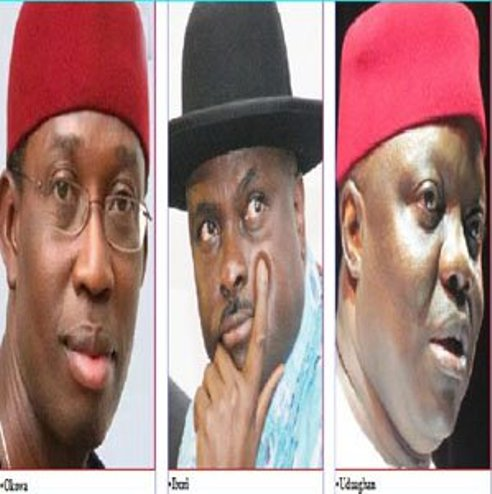 2019: Ogbe Political Change Rebukes Ibori, Uduaghan For Endorsing Okowa