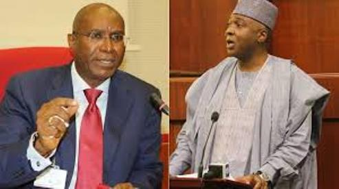 Saraki Explains Why Senate Suspends Omo-Agege