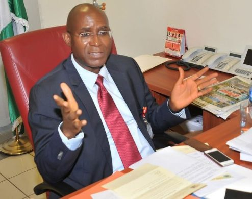 Omo-Agege Resumes Plenary Wednesday Morning