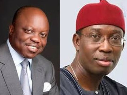 Okowa, Uduaghan Assure Deltans Of Full Operation Of Warri Port