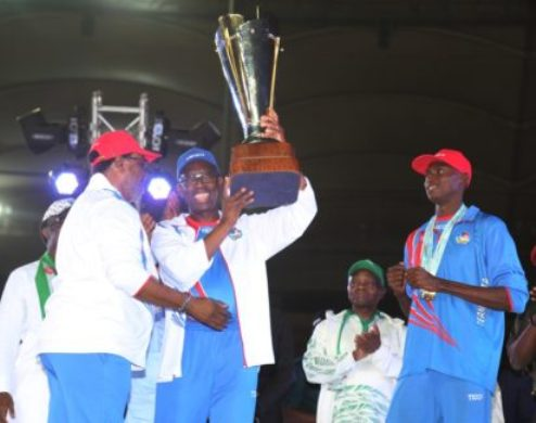 Money Rain As Okowa Promises To Reward Victorious Team Delta With N229m