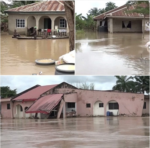 Flood: Residents Call On Okowa To Intervene After Death Of Teenagers