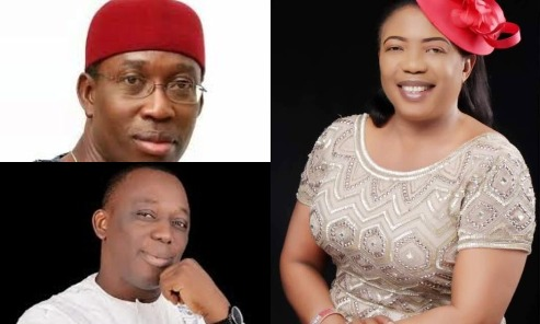Okowa's Alleged Sexual Relationship With Mrs.Joan Mrakpor May Tear Delta PDP Apart