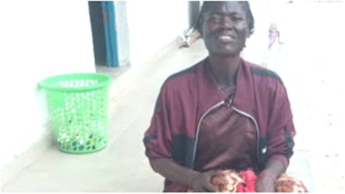 Delta: Police Recovers N200,000 From Mad Woman Who Hailed From Kiagbodo