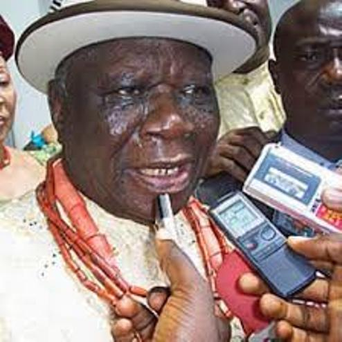Okowa's Chief Of Staff, David Edevbie Pours Encomium On Chief Edwin Clark At 93