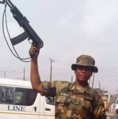 Delta: Female Fake Soldier Arrested In Uvwie, Two Male Others Nabbed At Asaba