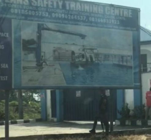 Delta Govt  Shuts Down Opeans' Offshore Safety Training Institute In Warri