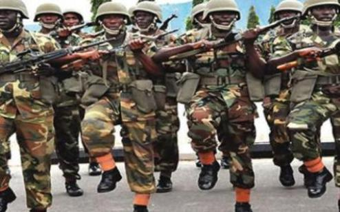 Delta: Soldiers Abort Hoodlums' Attempt To Burn Down Ovwian/Aladja Police Station