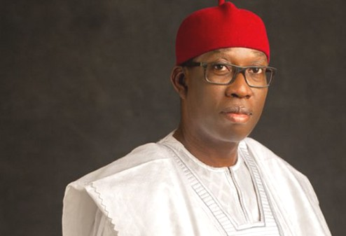 Okowa Empowers Delta Women  N60,000 Each  To Rent Shops