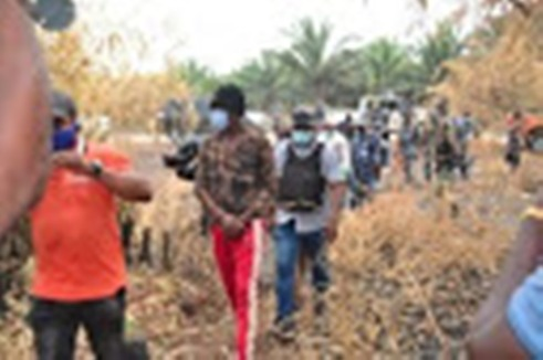 Police Exhume Decomposing Body Of Woman Killed By Kidnappers After Collecting  Ransom