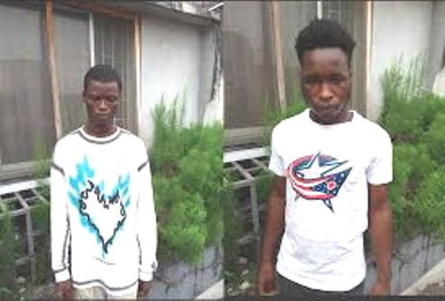 Warri Court Convicts Two Yahoo Boys To Two Years Imprisonment Each