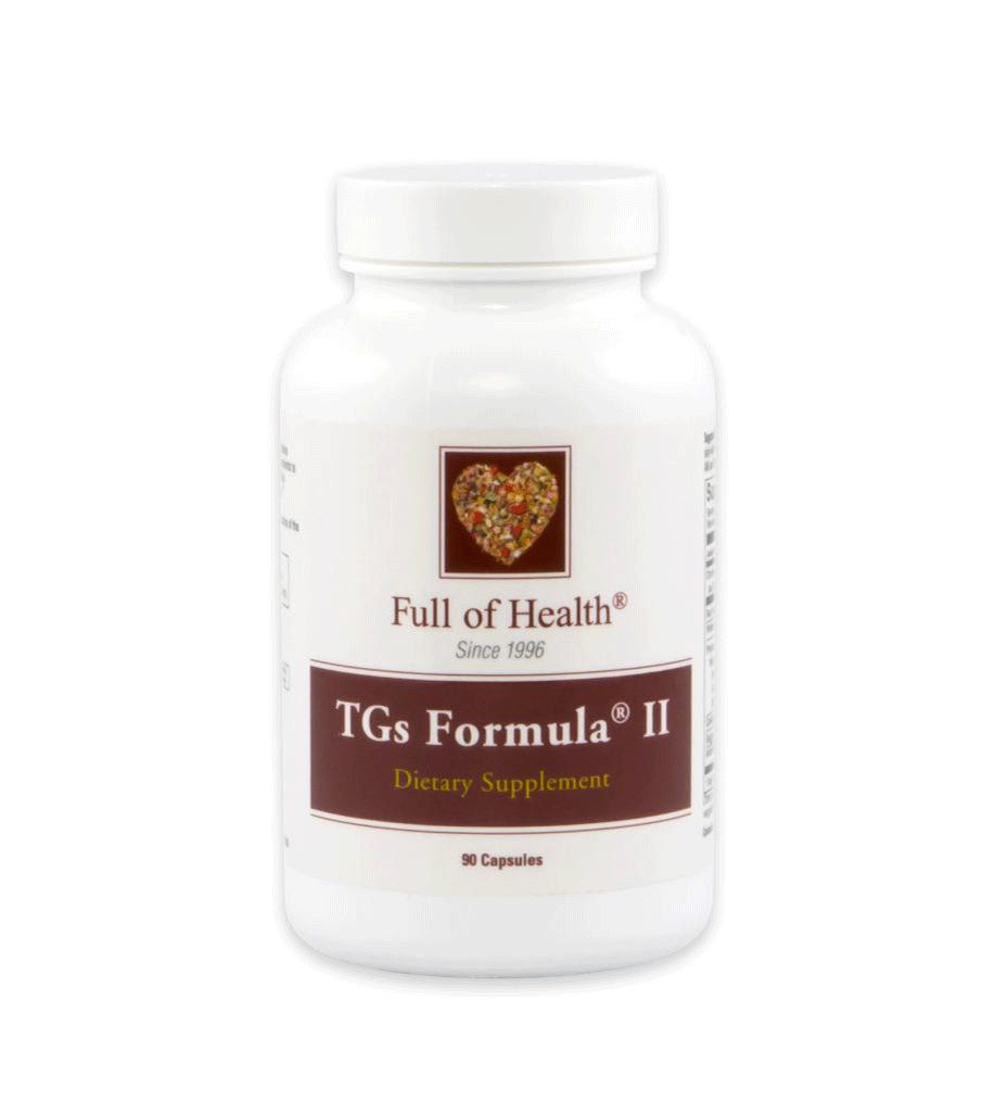 TGs Formula II