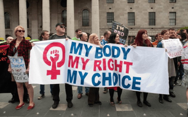 Abortion's Shifting Strategy