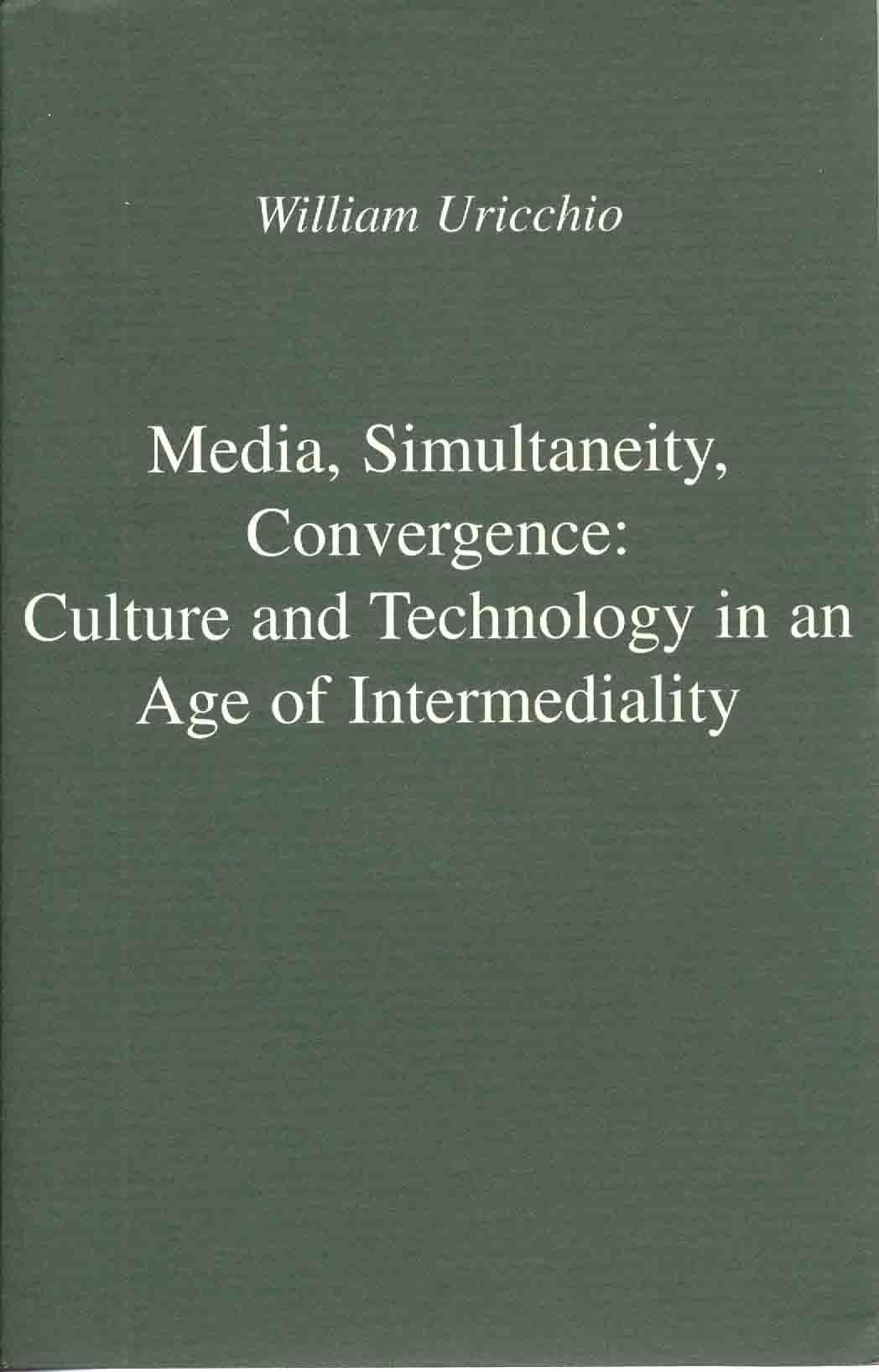 Media Simultaneity Convergence 200 dpi low quality