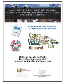 cotton summit flyer