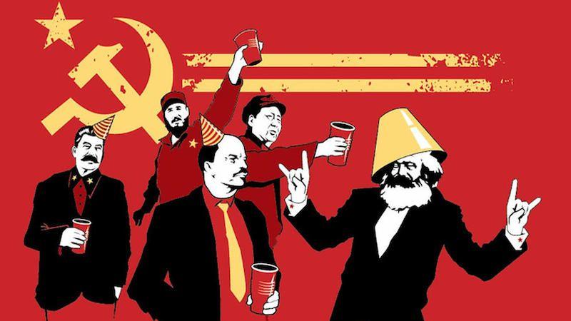 L'imprenditore comunista di oggi.