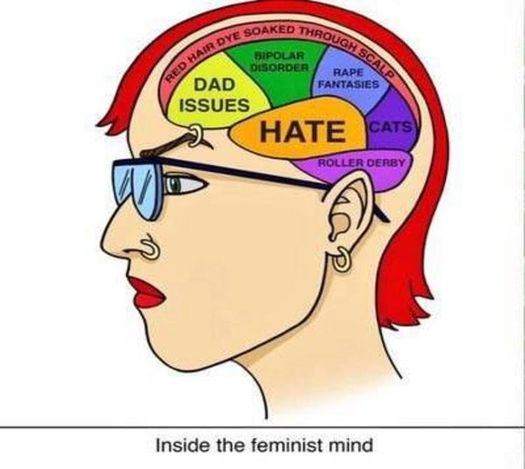 Sulle cosiddette femministe