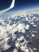 Clouds over Australia