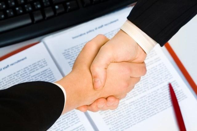 Договоры - составление, сопровождение процедуры заключения