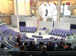 Führung Reichstagsgebäude Berlin