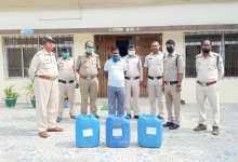 Photo of जयंत : पुलिस ने 60 लीटर अवैध देशी शराब के साथ आरोपी को पकड़ा।