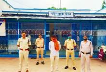 Photo of नवानगर थाना क्षेत्र के नशा कारोबारी को कोतवाली पुलिस ने पकड़ा।