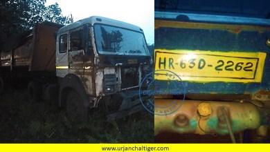 Photo of कोल वाहन की चपेट में आने से 02 युवक गंभीर रूप से घायल,एक को बनारस किया गया रेफ़र।