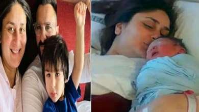 Photo of पटौदी खानदान को मिला नया वारिस,करीना कपूर ने दूसरी बार दिया बेटे को जन्म