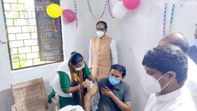 Photo of टीकाकरण महा अभियान : मध्यप्रदेश ने देश में बनाया टीकाकरण का नया रिकार्ड