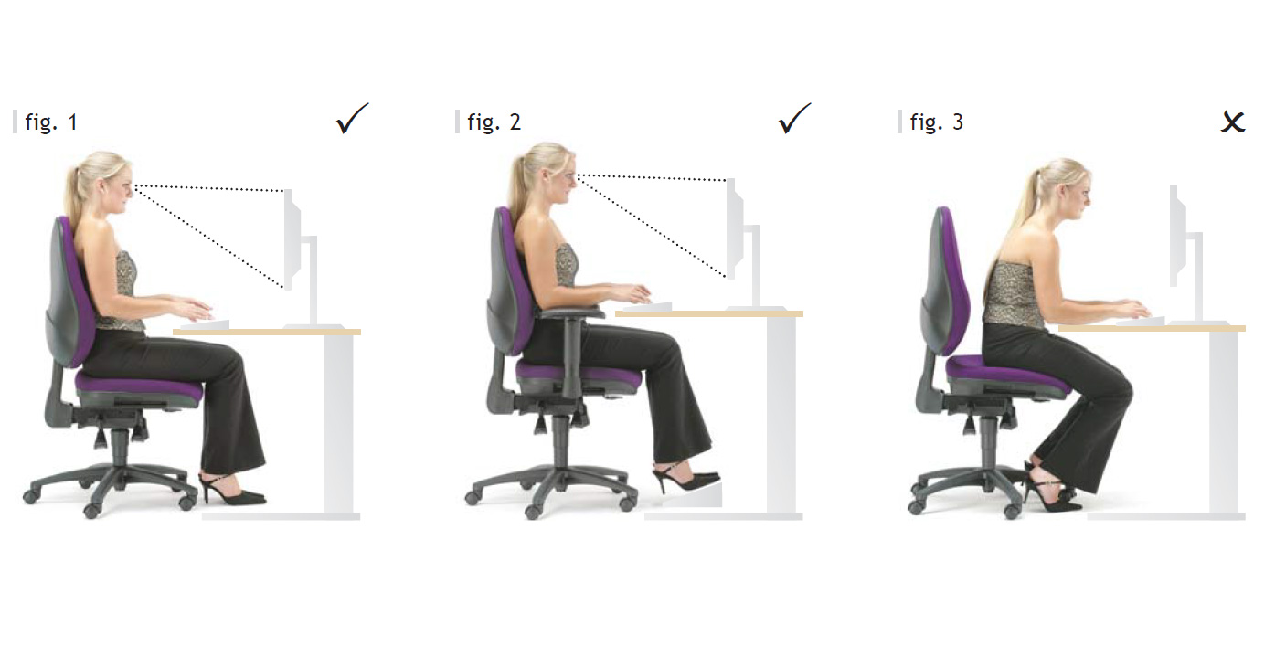 office chair posture tips rocker recliner and a half urjayati