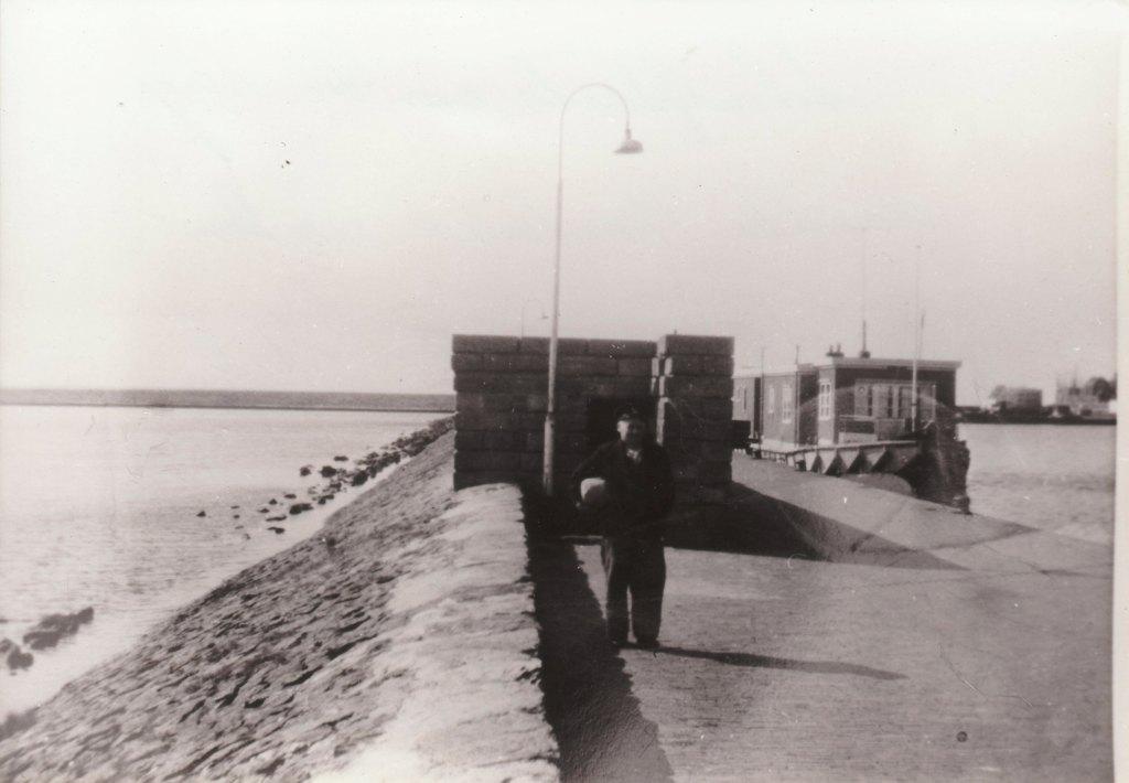Stichting Urk in Oorlogstijd werkt aan bunker op de haven
