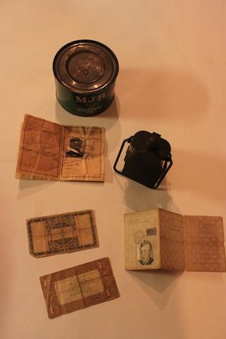 Bijzondere objecten geschonken aan Urk in Oorlogstijd