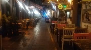 İzmirde 'Koronavirüs Tedbirleri Uygulanmaya Başlandı