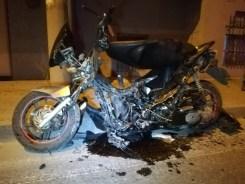 İzmirdeki Feci Kaza Güvenlik Kamerasına Yansıdı