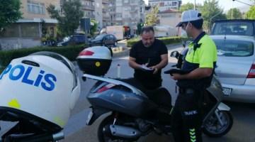 Aydında Kazaların Yüzde 48İni Kurallara Uymayan Motosikletliler Yapıyor