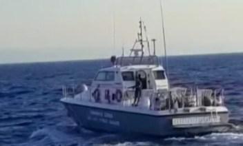 Didim Açıklarında Yunan Sahil Güvenlik Ekiplerinden Türk Balıkçılarına Taciz