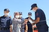 Şehit Ve Gazi Yakınları İle Gaziler, İzmir Körfezini Gezdi