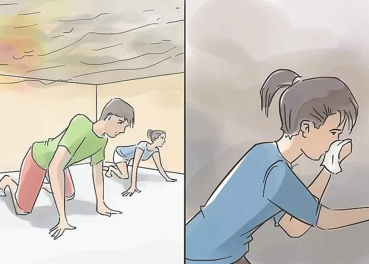 Yangın Anında Yapılması Gerekenler