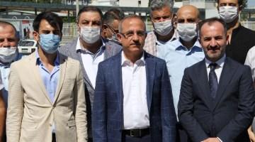 Ak Parti İzmirden Ulaşım Düzenlemesi Tepkisi
