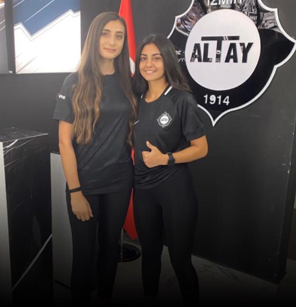 Altay, Kadın Futbol Takımı Kuruyor