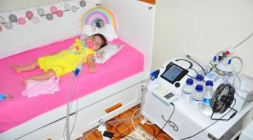 Sma Hastası Rümeysa Bebek İyileşmek İçin Yardım Bekliyor