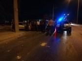 İzmirde Vatandaşın 250 Bin Lirasını Gasp Ederek Kaçan Şahıslar Kaza Geçirdi