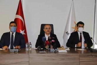 Ak Parti İzmir İl Başkanı Sürekli: